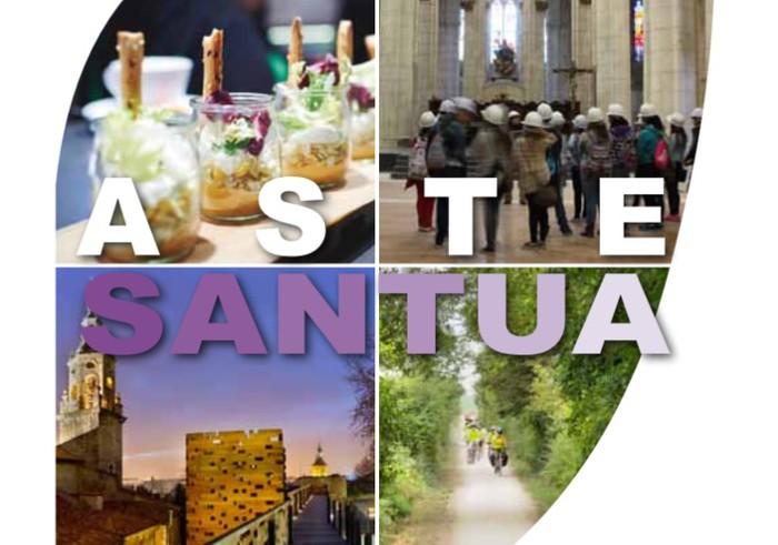 Enogastronomia, bisita tematikoak eta tradizioa, Gasteizko Aste Santuan