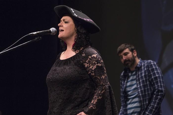 Oihane Pereak irabazi du 2017ko Arabako Bertsolari Txapelketa