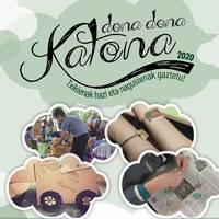 Dona Dona Katona: Bitxigintza eta osagarri tailerra