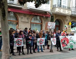 Mendi martxa,  Iturrietan eraiki nahi duten parke eolikoaren aurka