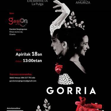 'Gorria', Askoa Etxebarrieta eta  Miren Amuriza