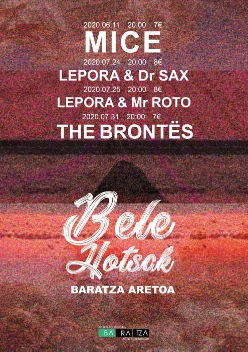 Bele Hotsak: Lepora + Dr. Sax