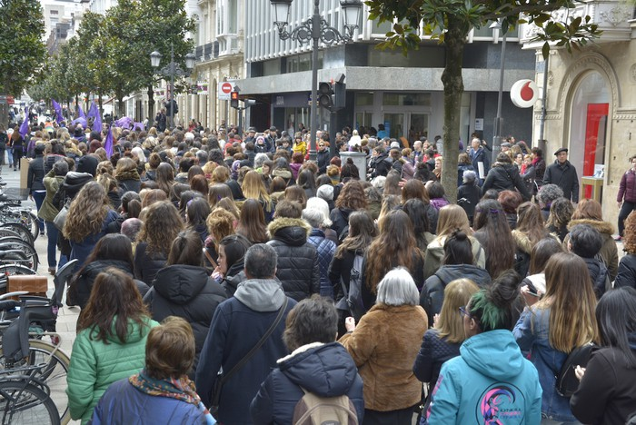 Milaka emakumek egin dute bat borroka feministarekin  - 37