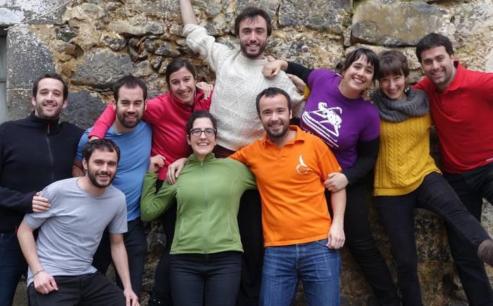 130 gaztetik gora eman dute izena EuskarAbentura espedizioan