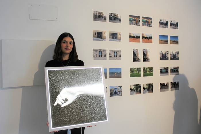 Espazioa eta oroitzapenak, Sara Berasaluze artistaren lan berrian