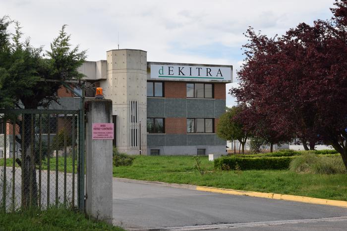 Lixiba egiteko fabrika berria zabalduko dute Lantaronen