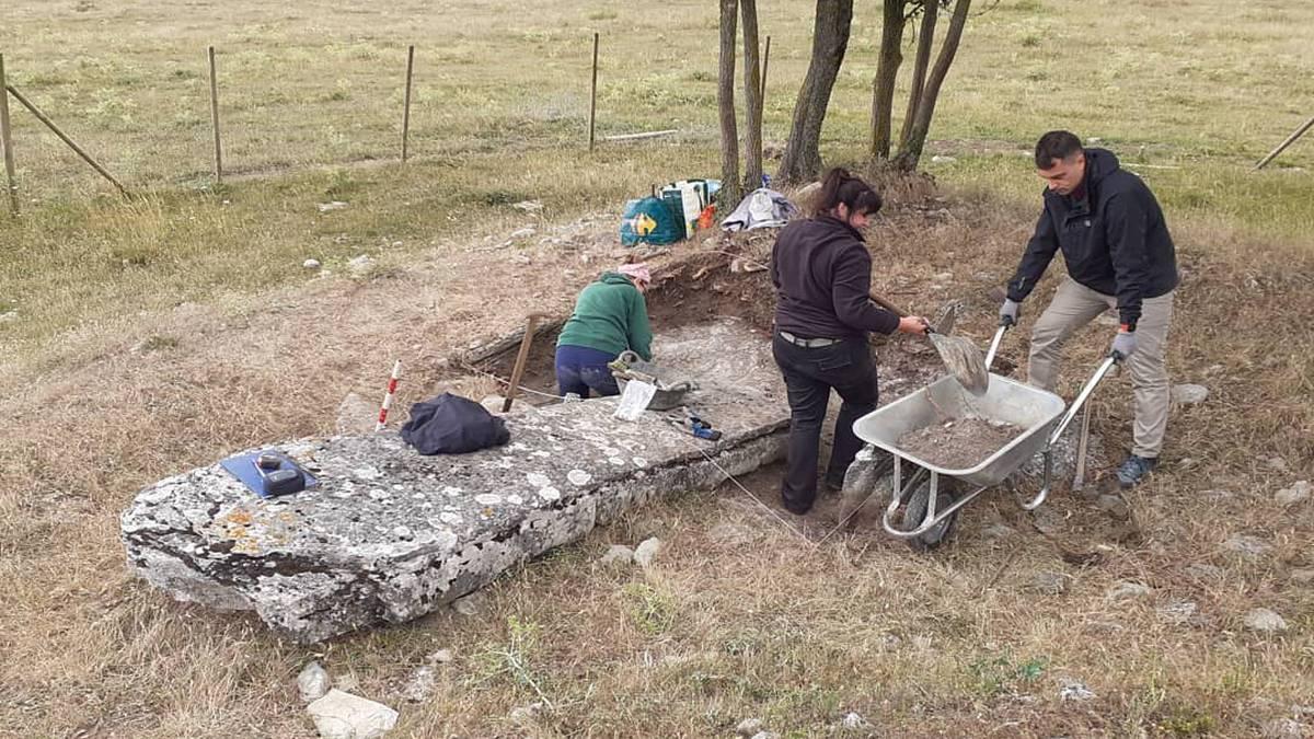 Kuartangoko Multzo Megalitikoa, biziberritzeko bidean