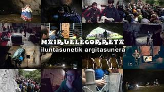 Mairuelegorreta; iluntasunetik argitasunera (3 DVD)