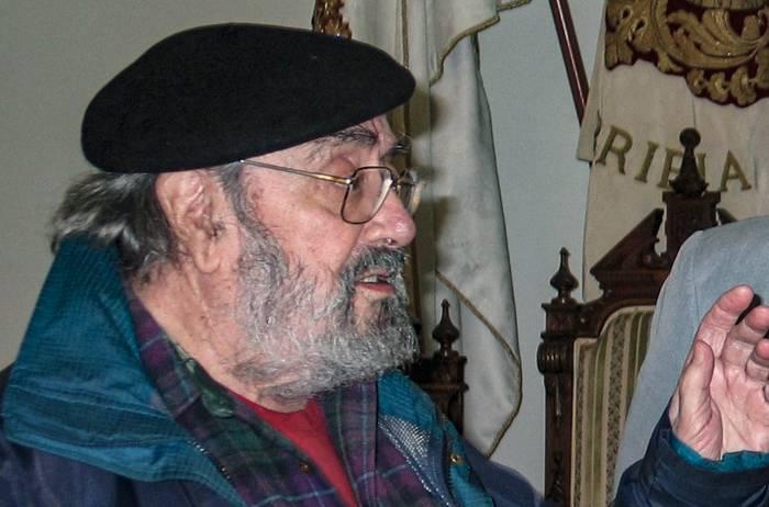 Alfonso Sastre, erreferente etiko unibertsala
