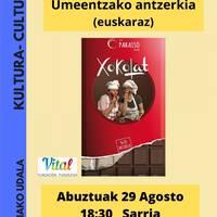 'Xokolat', Teatro Paraiso
