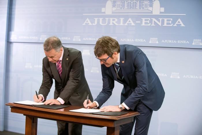40 milioi euro inbertituko ditu Jaurlaritzak Gasteizen, lau urteko epean