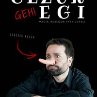 'Gezur gehiegi', Txoborro magoarekin