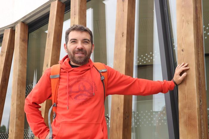 Bizikleta eta historia uztartu ditu Arturo Martinez bidaiariak Islandiara egindako azken bidaian.