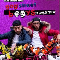 Gag Street Boys: 'Yes, we ART!'