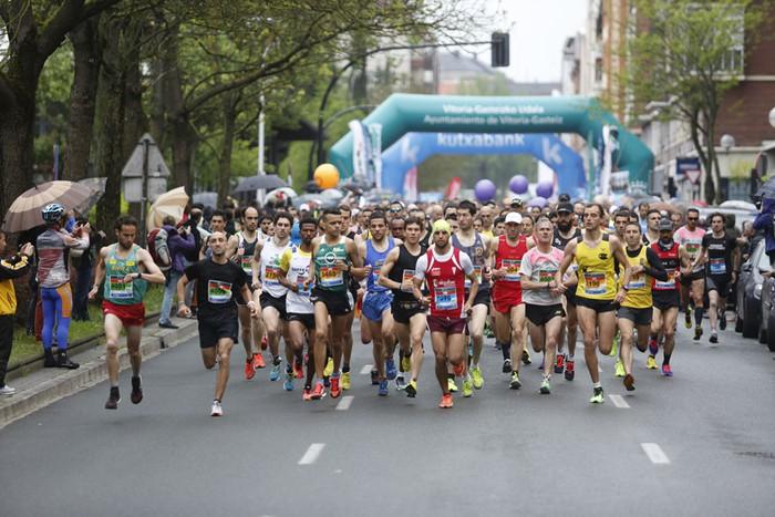 5.000 lasterkari bilduko ditu Martin Fiz maratoiak igandean