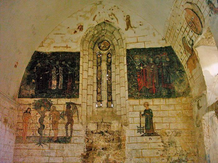 Bere ondare kulturalaren ikur nagusia berreskuratu du Valderejok