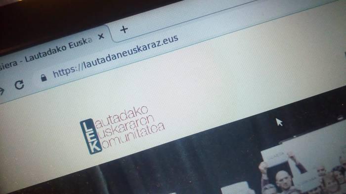 Webgune propioa du Lautadako Euskararen Komunitateak