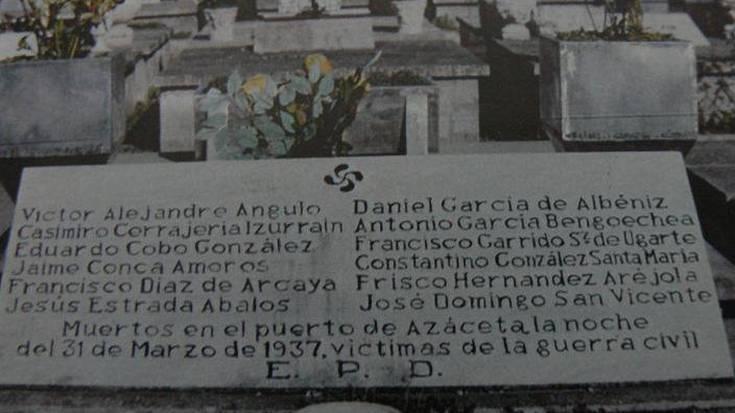 84 urte Azazetako sarraskitik