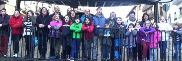 Gertu dute Mendialdean familia giroan euskara sustatzeko tailerra