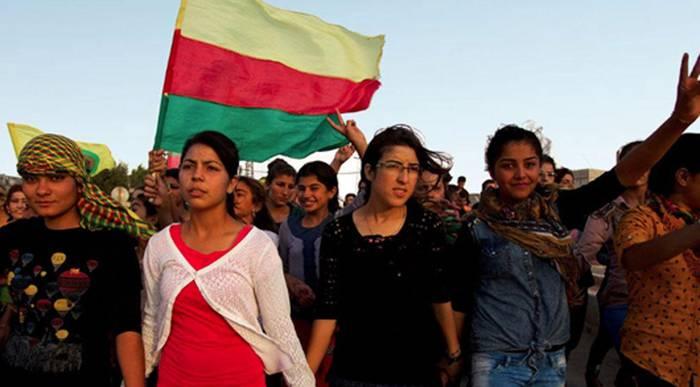 [ERAKUSKETA] Rojavako emakumeak