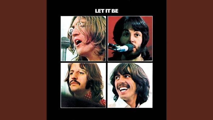 'Let it be'