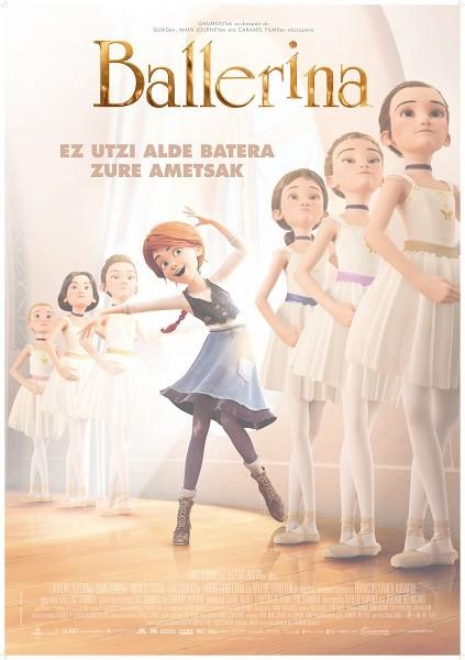 [HAURRENTZAKO ZINEMA] 'Ballerina'