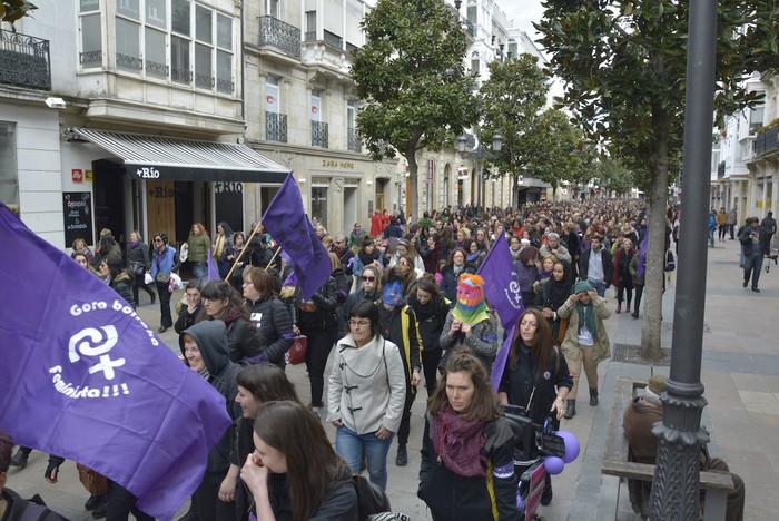 Milaka emakumek egin dute bat borroka feministarekin  - 38