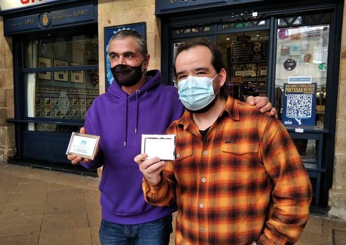 David Manganak irabazi du Cafe Bar Bilbao antzezlan laburren saria