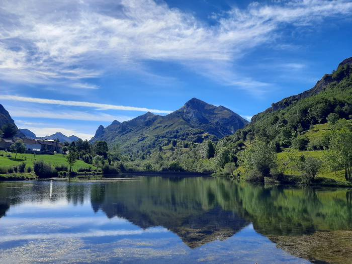 Somiedoko parke naturala, Asturies.