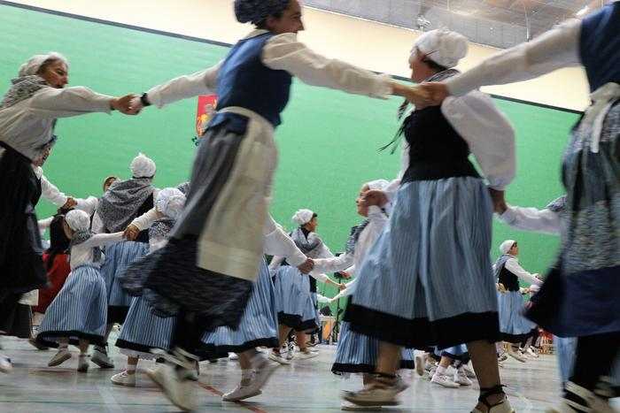 Gorbeialdeko dantzarien topagunea - 17