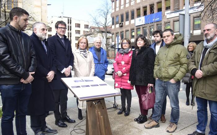 Karmeldarren komentuan laugarren Memoriagunea inauguratu dute