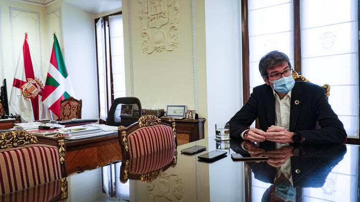 Urtaranen Lurralde Saileko zuzendariaren interes-gatazka azaleratu du txosten juridiko batek