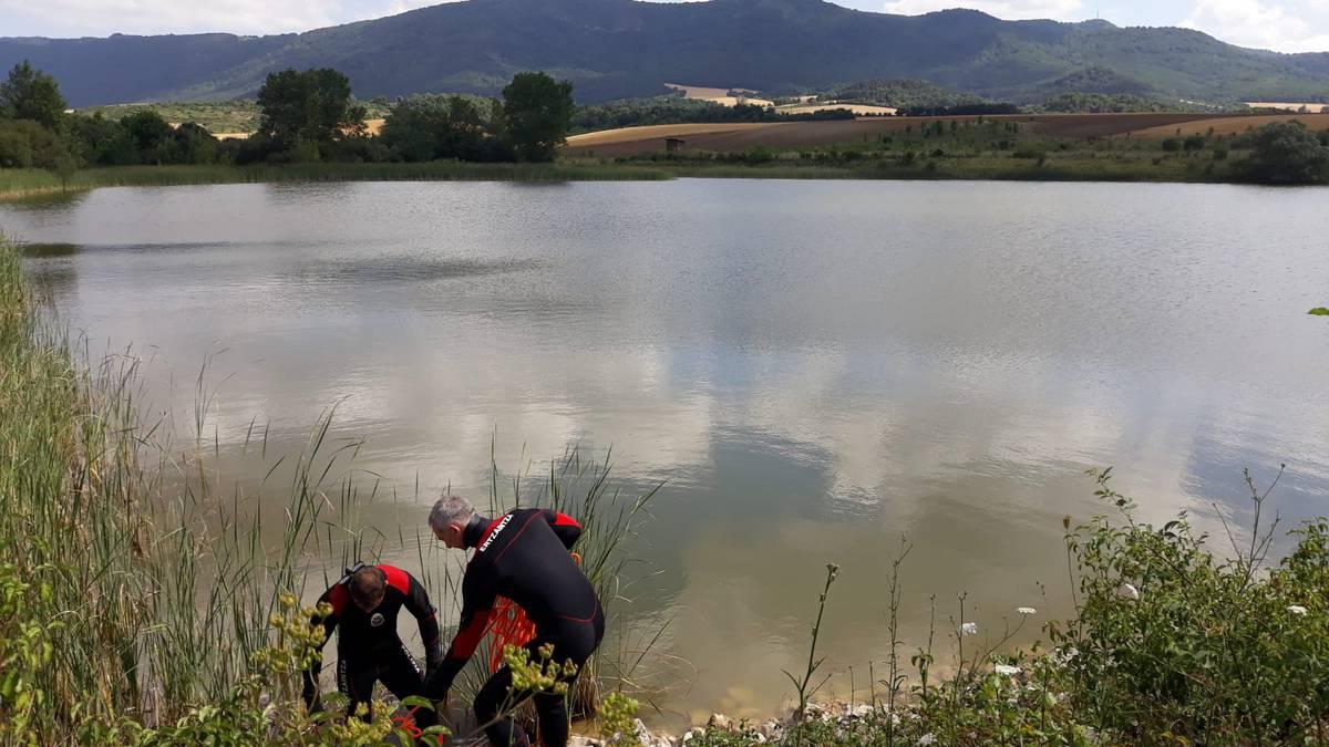 69 urteko arabar bat da Langarikako urmaelean hilda aurkitu zuten gizona