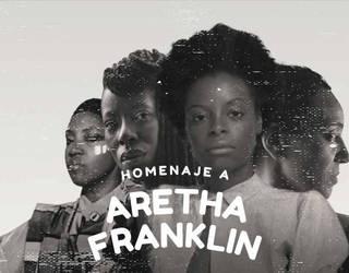 Aretha Franklini omenaldia [Aretha Soul Divas & The Silverbacks]