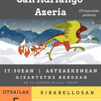 [ZINEMA] 'Barriola, San Adriango Azeria'