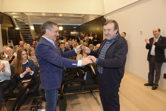 Jose Antonio Suso Araba Buru Batzarreko presidente berria