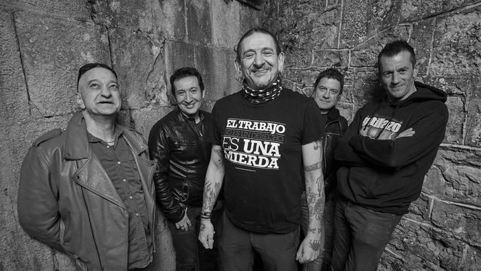 La Polla Records taldearen Gasteizko kontzertua abenduaren 18an izango da