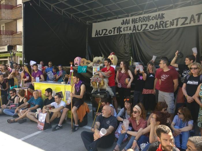 Jaietako aldizkariaren diru-laguntza itzuli beharko du Judimendi auzo elkarteak