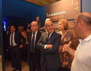 Sobrongo Ur Museoa inauguratu dute