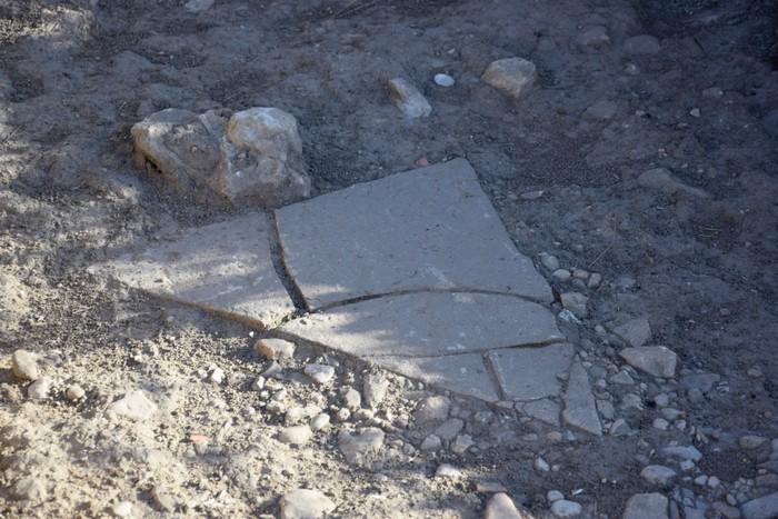 Erromatar garaiko herrixka baten aztarnak aurkitu dituzte Atiagan - 4