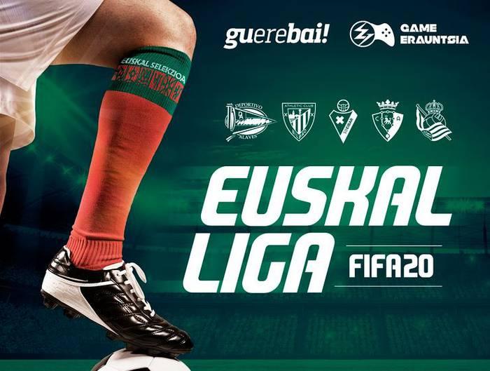 Alaves taldearen alde jokatu nahi duzu FIFA20 Euskal Ligan?