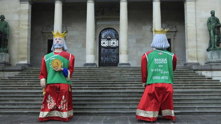 Pantaila erraldoia jarriko dute Mendizorrotzan, Baskoniaren partiduak ikusteko